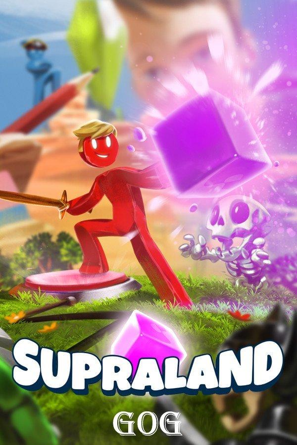 Supraland v.1.20.14 [Portable] (2019) Лицензия