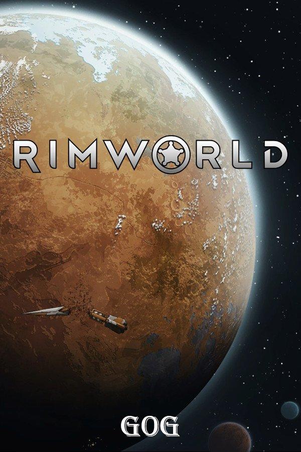 RimWorld v.1.3.3095 rev617 [GOG] (2018) скачать торрент Лицензия