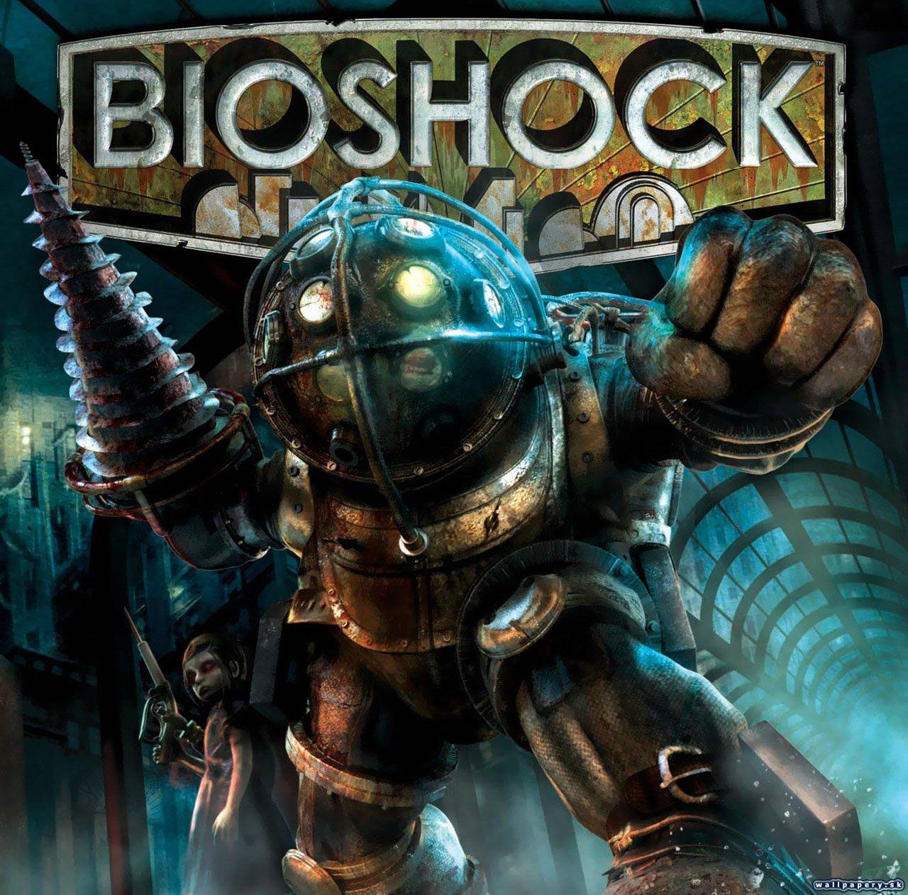 BioShock (2007) (v1.1) RePack от R.G. Механики