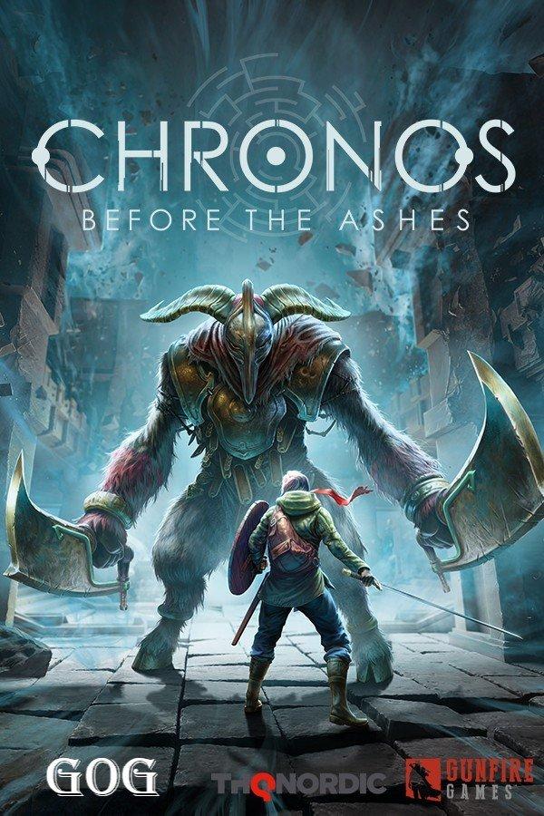 Chronos: Before the Ashes v.1.1 [GOG] (2020) Лицензия (2020)