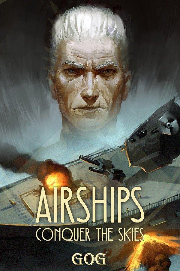 Airships: Conquer the Skies v.1.0.20.1 [GOG] (2018) Лицензия