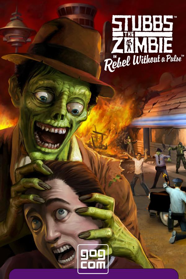 Stubbs the Zombie in Rebel Without a Pulse (переиздание) [GOG] (2005-2021) Лицензия