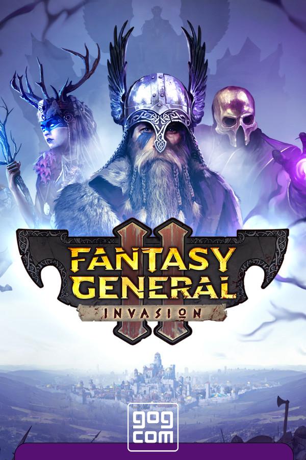 Fantasy General II Invasion General Edition v.01.02.12872 [GOG] (2019) Лицензия