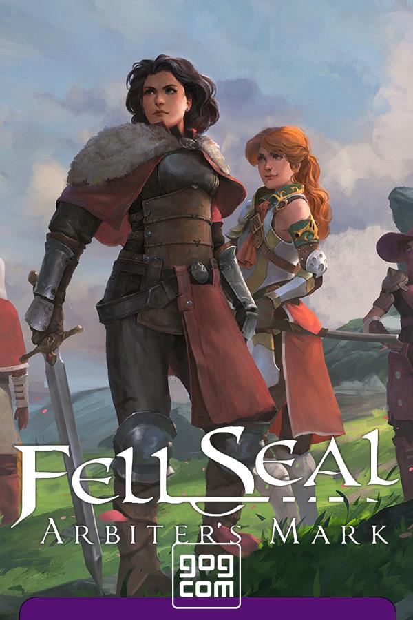 Fell Seal: Arbiter's Mark v.1.6.0 [GOG] (2019) Лицензия