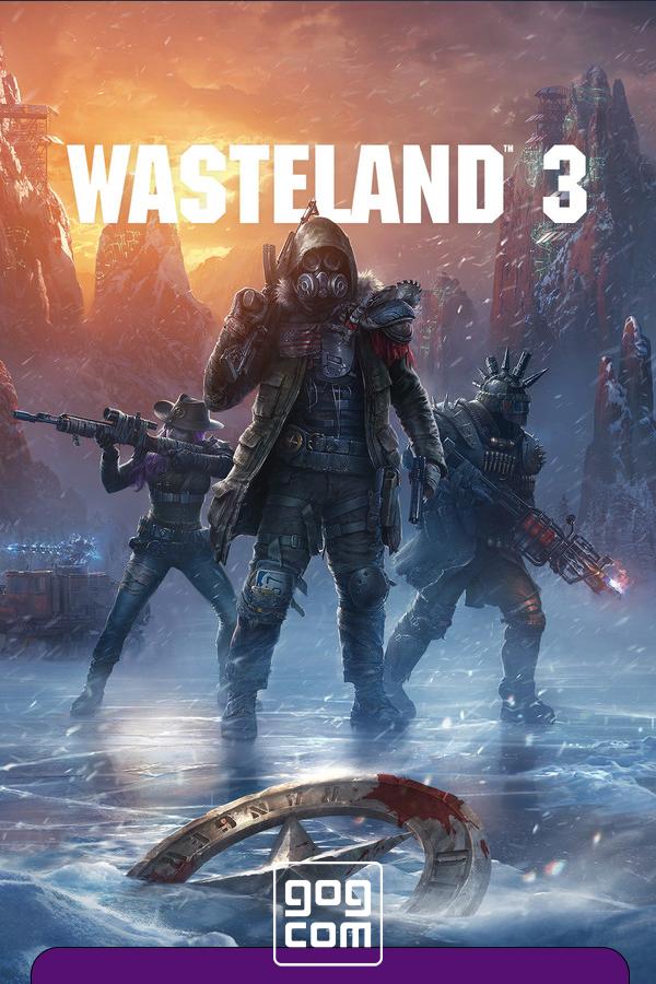 Wasteland 3 - Digital Deluxe Edition (j3160) [GOG] (2020) Лицензия
