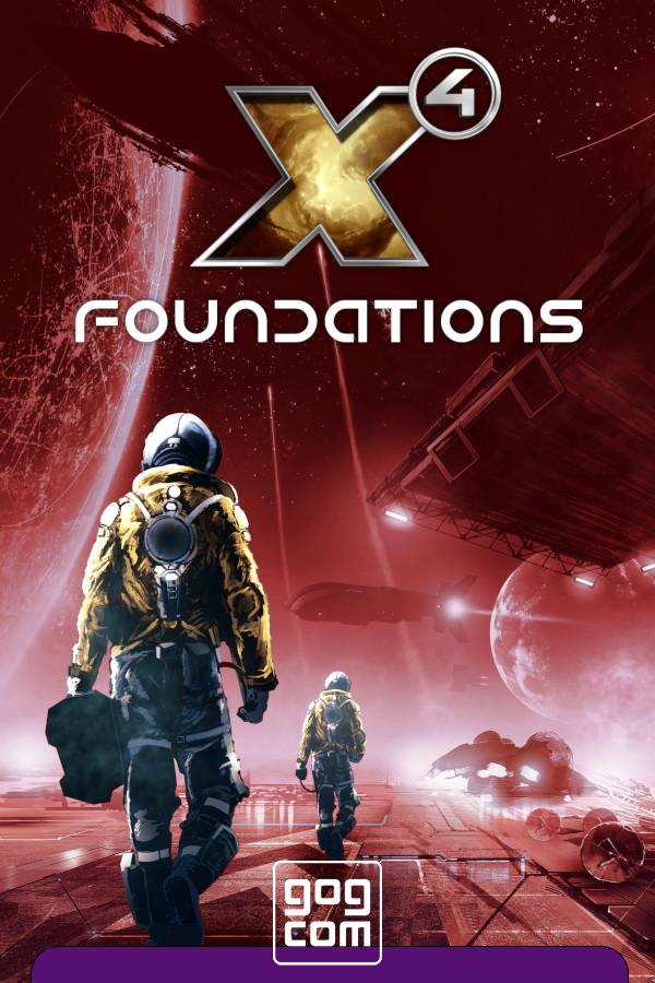 X4 Foundations - Collector's Edition v. 4.10.458643[GOG] (2018) Лицензия