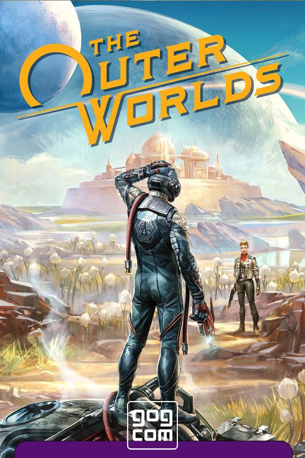 The Outer Worlds v.1.5.1.712 + 2 DLC [GOG] (2019) Лицензия