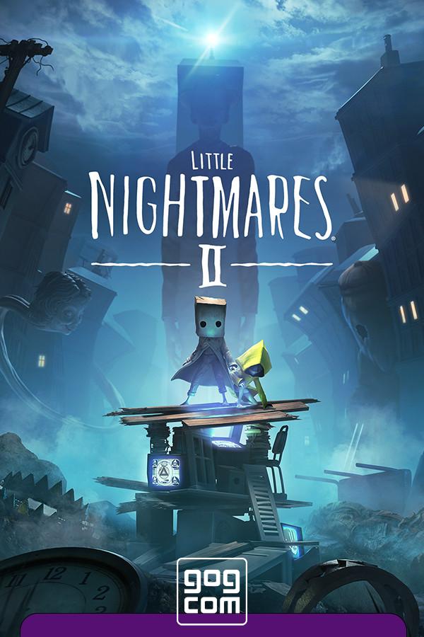 Little Nightmares II - Deluxe Edition v.5.7 [GOG] (2021) Лицензия