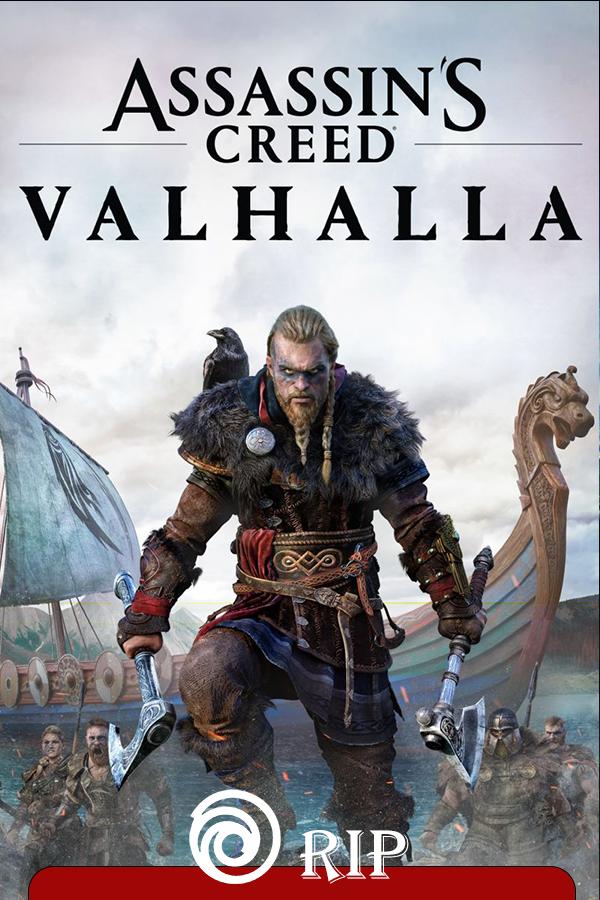 Assassin's Creed: Valhalla v.1.1.2 [Uplay-Rip] (2020) Лицензия