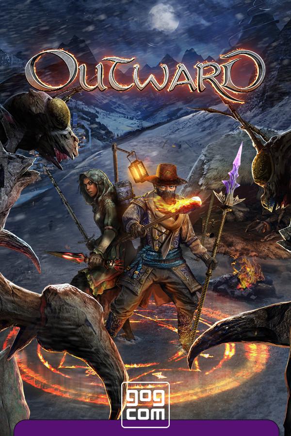 Outward v.1.3.4 [GOG] (2019) Лицензия