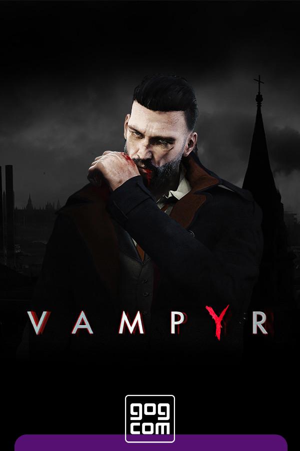 Vampyr v.1.1.7 [GOG] (2018) Лицензия (2018)