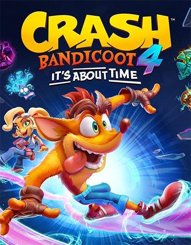 Crash Bandicoot 4: It's About Time (2021) RePack от R.G. Механики