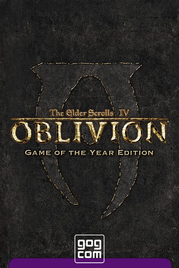The Elder Scrolls IV: Oblivion Game of the Year Edition Deluxe v.1.2.0416 CS (12788) [GOG] (2007) Лицензия