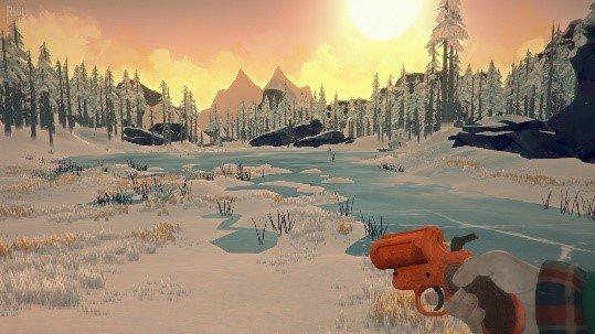 Скриншот к игре The Long Dark v.1.95 [GOG] (2017) скачать торрент Лицензия