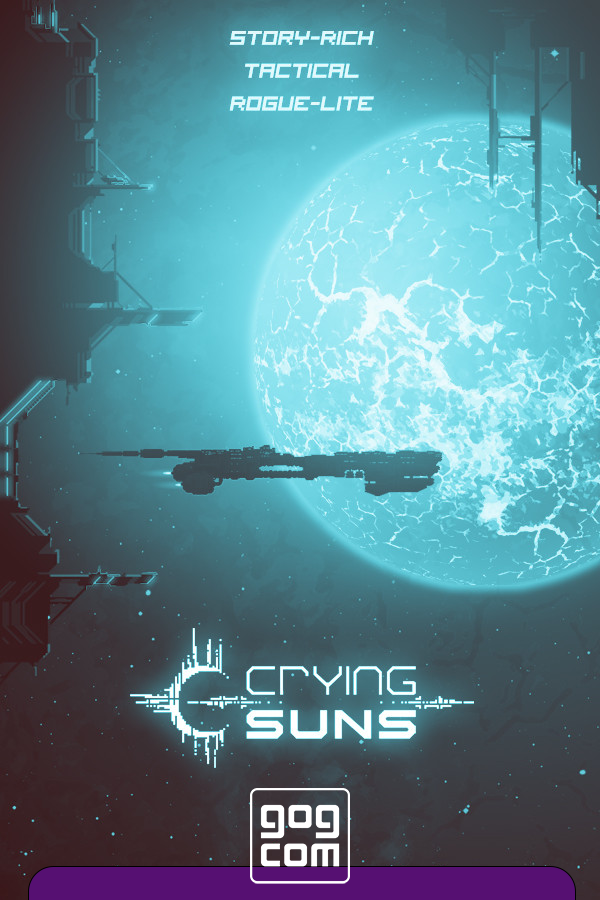 Crying Suns v.2.2.5 [GOG] (2019) Лицензия