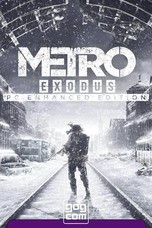 Metro: Exodus - Enhanced Edition v. 3.0.7.24 (46543) [GOG] (2019) Лицензия