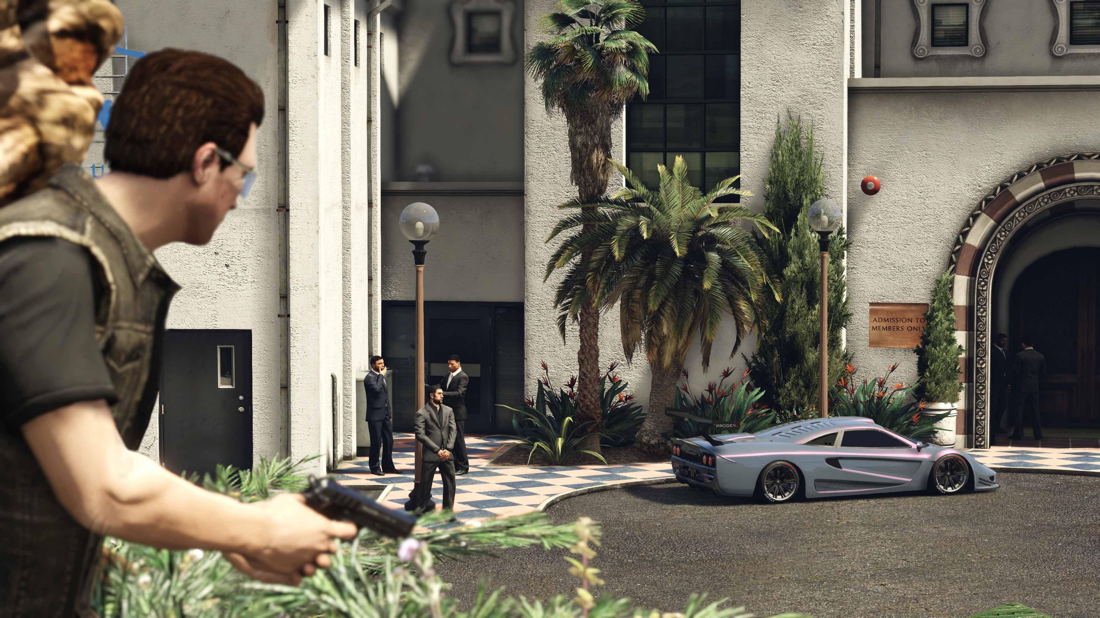 Скриншот к игре Grand Theft Auto V (GTA 5) [v1.0.1180.1 (SP)/1.41]  (2015) PC   RePack от R.G. Механики