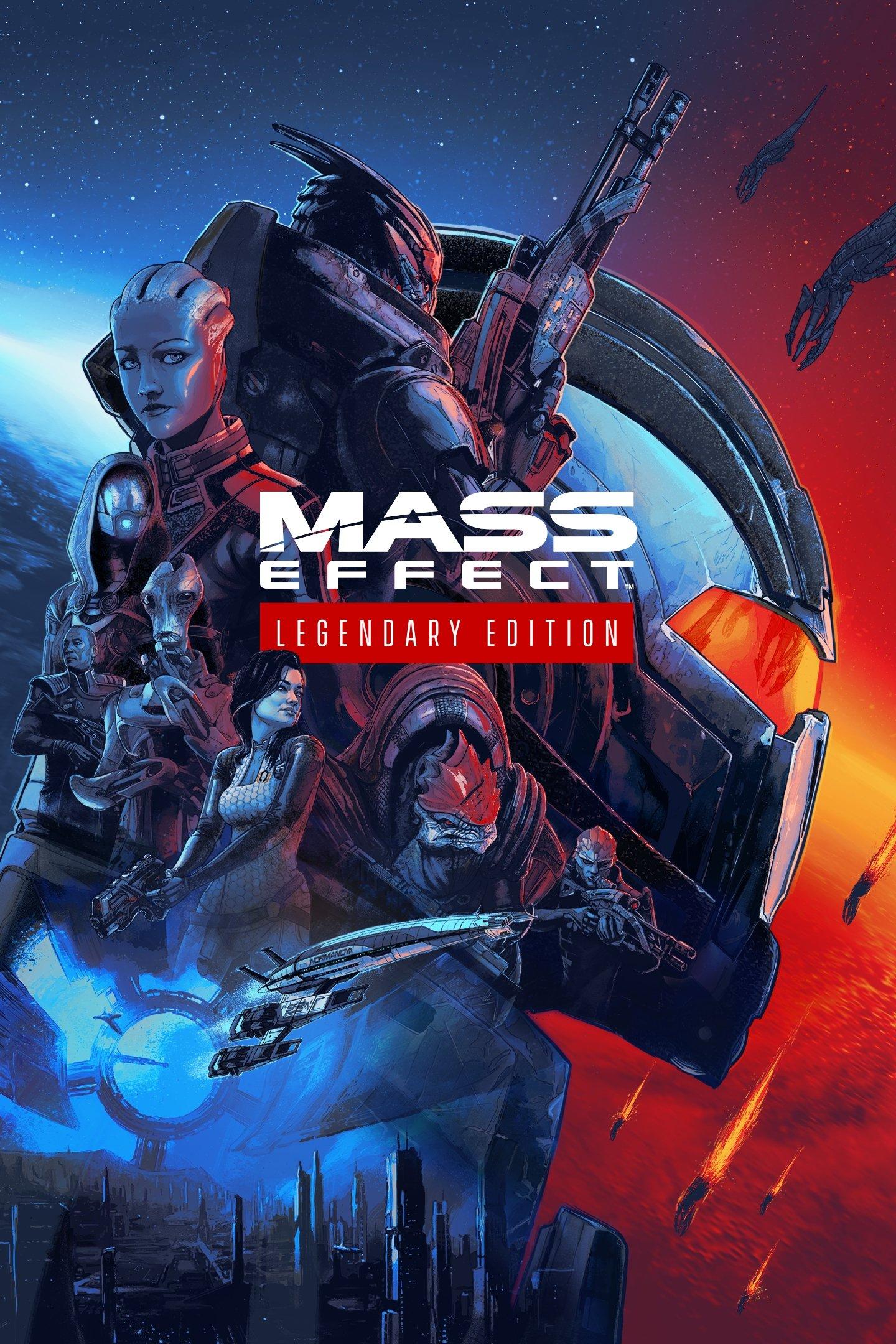 Mass Effect: Legendary Edition (2021) Лицензия