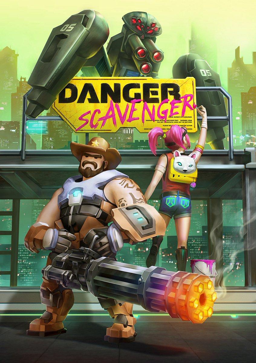 Danger Scavenger v.2.0.7.1 (2020)  скачать торрент Лицензия