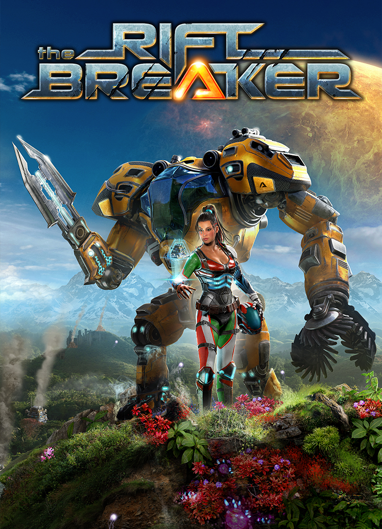 Обложка к игре The Riftbreaker v.1.39