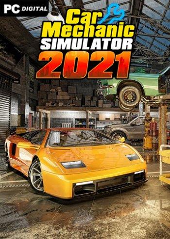 Car Mechanic Simulator 2021 v.1.0.6 (2021)