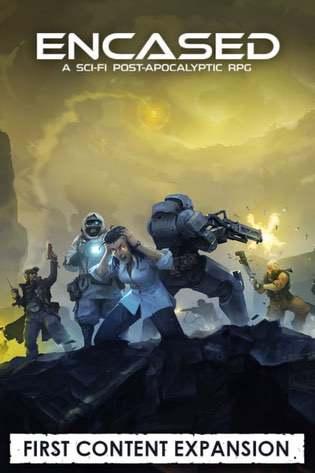 Encased: A Sci-Fi Post-Apocalyptic RPG v.1.0.906.0546 (2021)