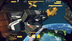 Скриншот к игре Hardspace: Shipbreaker
