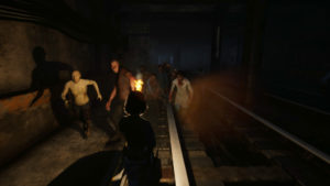Скриншот к игре Night of the Dead