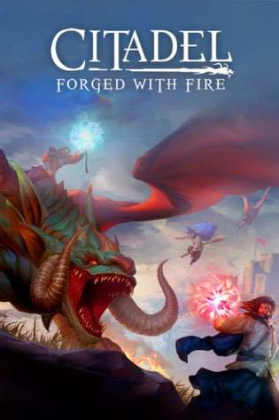 Обложка к игре Citadel: Forged with Fire v.1.0.33216