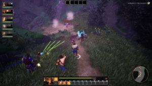 Скриншот к игре The Waylanders