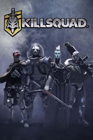 Обложка к игре Killsquad v.1.0.0.9